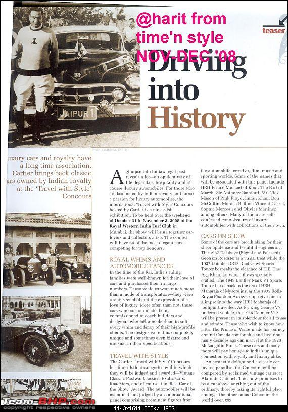 India's First International Concours D'Elegance - Pictures & Report-magazine-12.jpg