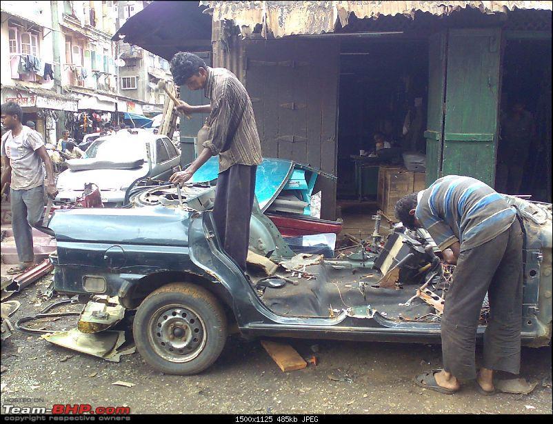 The Automotive Chor Bazaar Of Mumbai  -All in a days work - An Eulogy-23072008573.jpg