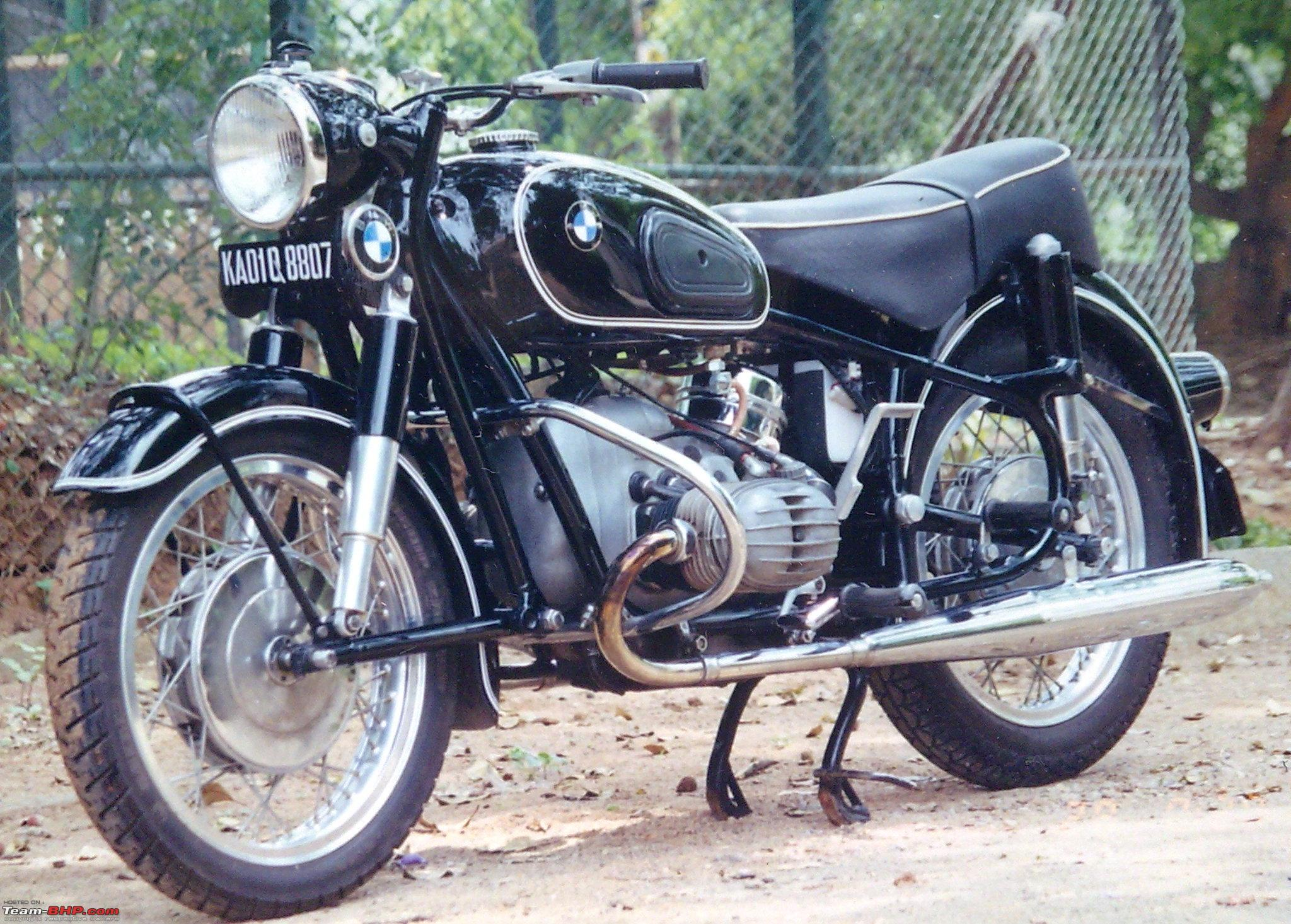 BMW Classic Motorcycles - Page 2 - Team-BHP