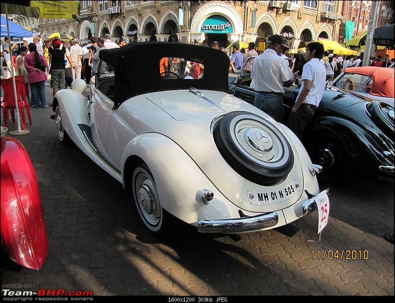 Vintage & Classic Mercedes Benz Cars in India-merc02.jpg