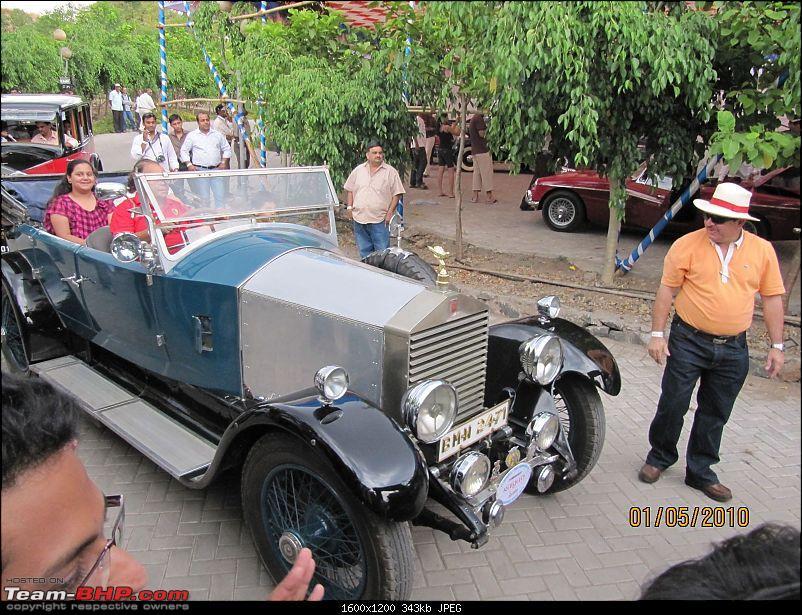 The Zigwheels and Fort Jadhavgadh heritage drive 2010-rolls01.jpg