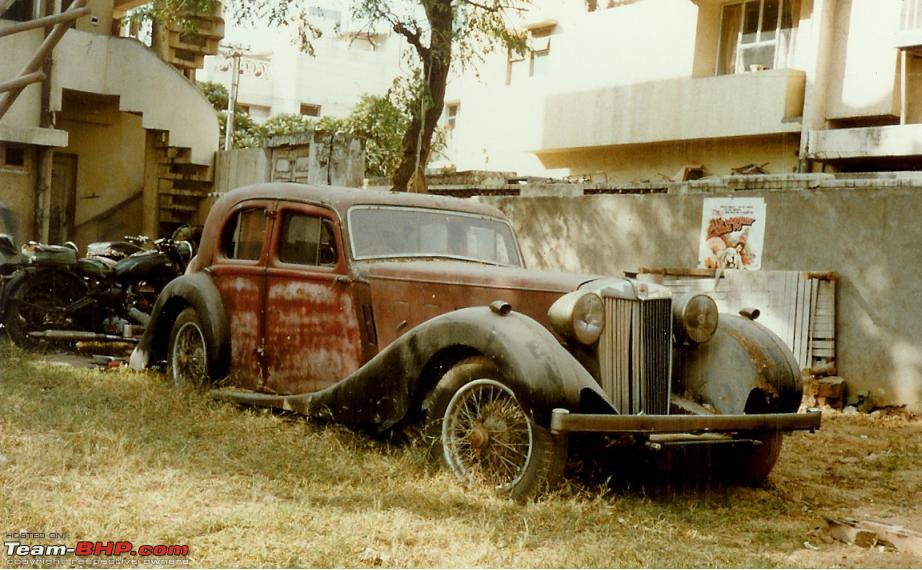 Unidentified Vintage and Classic cars in India - Page 17 - Team-BHP
