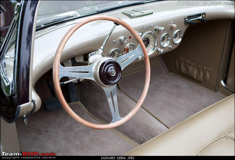 Dashboard Pictures of Vintage and Classic Cars-cisitalia-ford-vignale-cabriolet-dash.jpg
