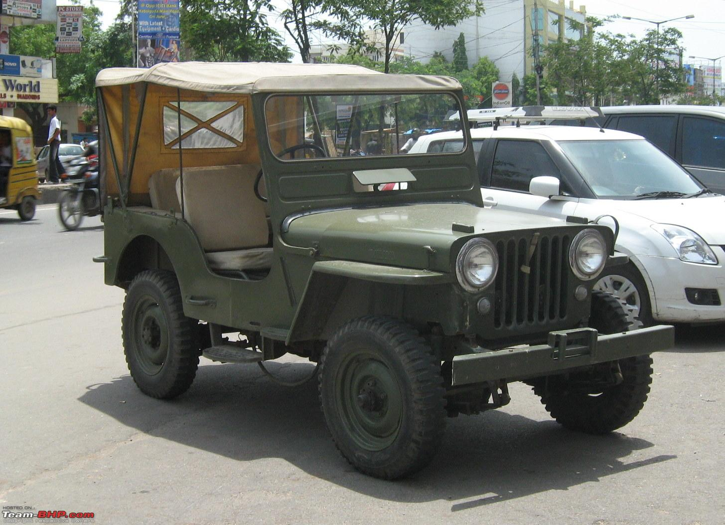 Jeep Willys - Page 28 - Team-BHP