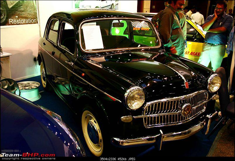 Hyderabad Auto show - Vintage Collection on Display-img_7236.jpg