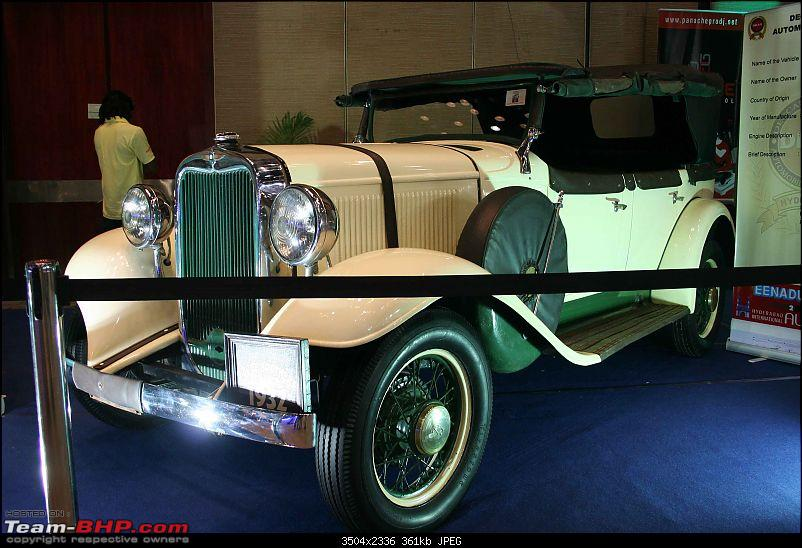 Hyderabad Auto show - Vintage Collection on Display-img_7181.jpg