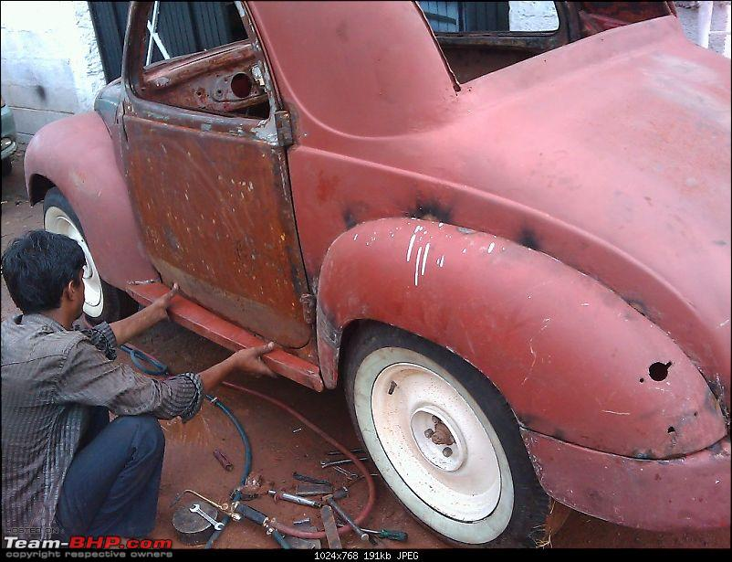 Pilots & his 1950 Mouse Restoration - Fiat Topolino Delivered-imag_0159.jpg