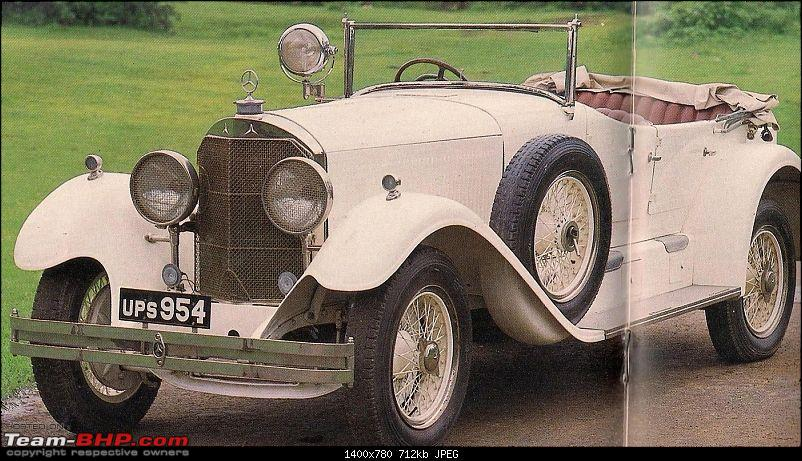 Vintage & Classic Mercedes Benz Cars in India-scan0022.jpg
