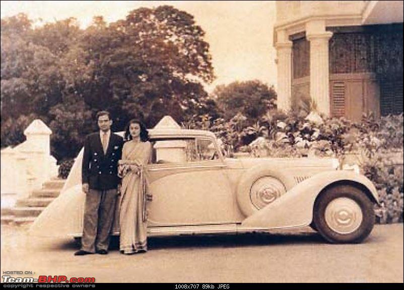 Classic Bentleys in India-gayatri-devi-jaipur-bentley-large.jpg