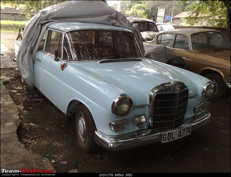 Vintage & Classic Mercedes Benz Cars in India-01.jpg