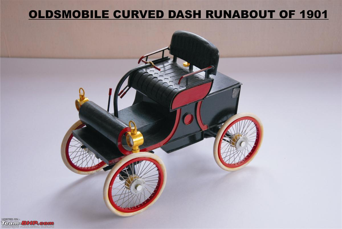 Hand-built scale models of Vintage Cars from Coimbatore! - Team-BHP