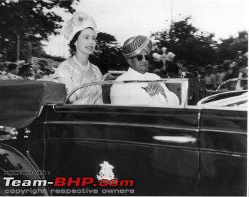 Name:  Mysore Daimler 1947 Royale maybe Elizabeth Emblem on Door.jpg Views: 9241 Size:  24.0 KB