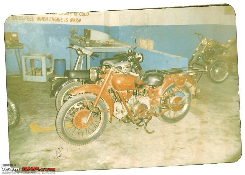 Vintage Cars For Sale In Hyderabad >> Classic Motorcycles in India - Page 4 - Team-BHP
