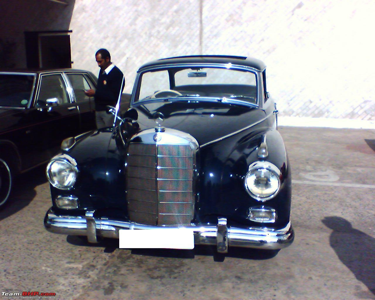 Vintage american cars for sale in india wroc awski for Mercedes benz for sale in india