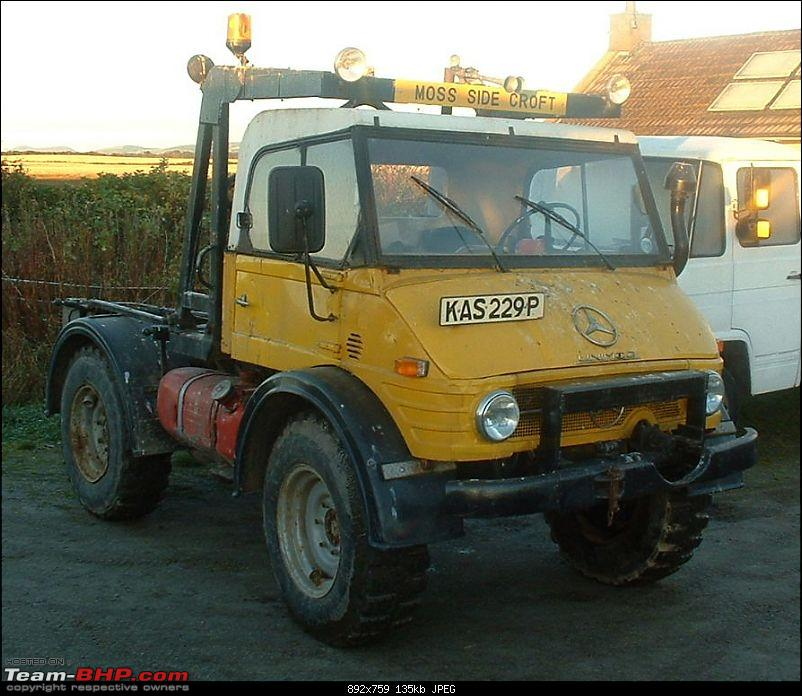 Nostalgic automotive pictures including our family's cars-unimog1.jpg