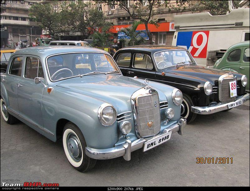 2011 Vintage Car & Motorcycle Fiesta (Mumbai, 30th Jan 2011)-merc01.jpg