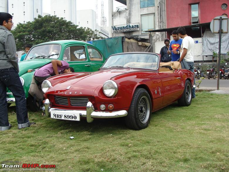 Classic sports cars in India 1945  1975  Page 2  TeamBHP