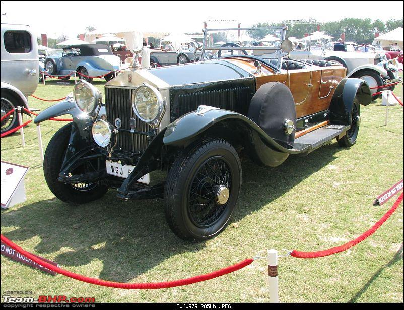"Cartier ""Travel with Style"" Concourse d' Elegance 2011-rolls09.jpg"