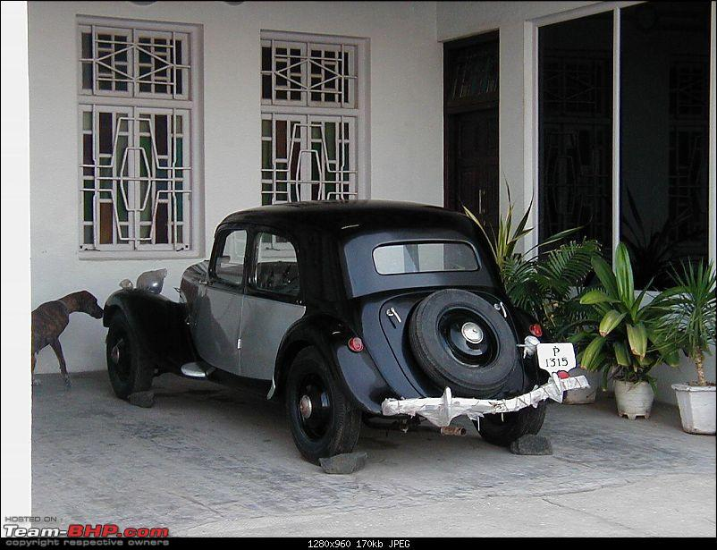 Early registration numbers in India-citroen02.jpg