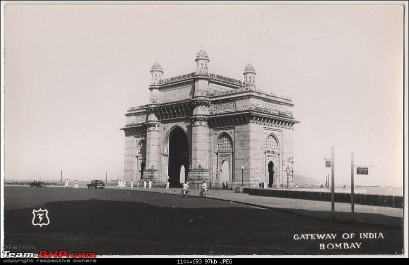 Nostalgic automotive pictures including our family's cars-vintage-postcard-gateway-india-bombay-mumbai.jpg