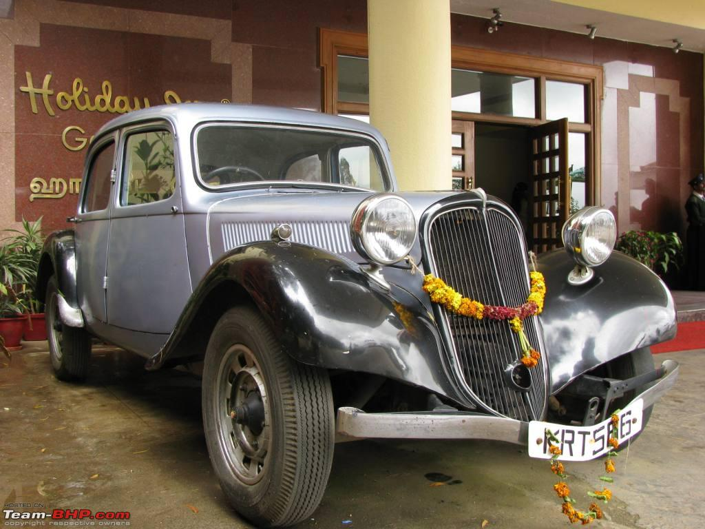 Pics: Vintage & Classic Cars In India