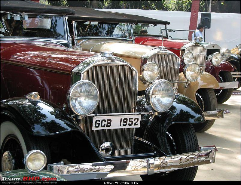 India's First International Concours D'Elegance - Pictures & Report-05.jpg