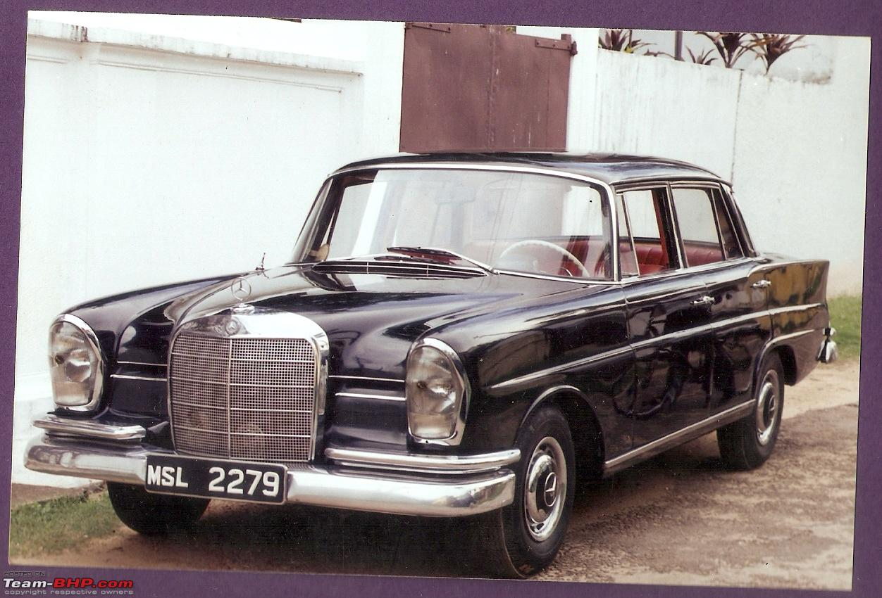 vintage classic mercedes benz cars in india page 8