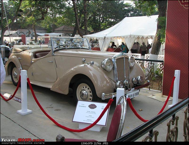 India's First International Concours D'Elegance - Pictures & Report-01.jpg