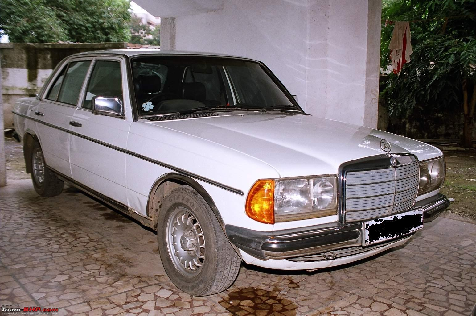 W123 mercedes for sale in india for Mercedes benz chennai