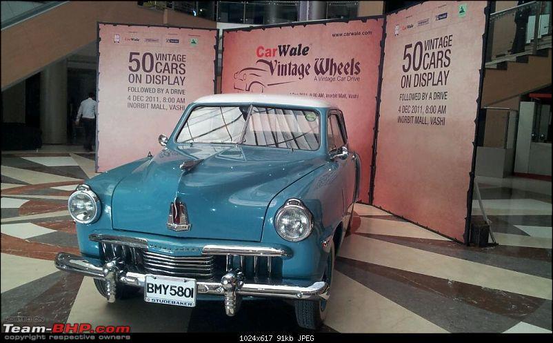 Carwale vintage and classic car drive 2011- Vashi - Khandala-13218527693160.jpg