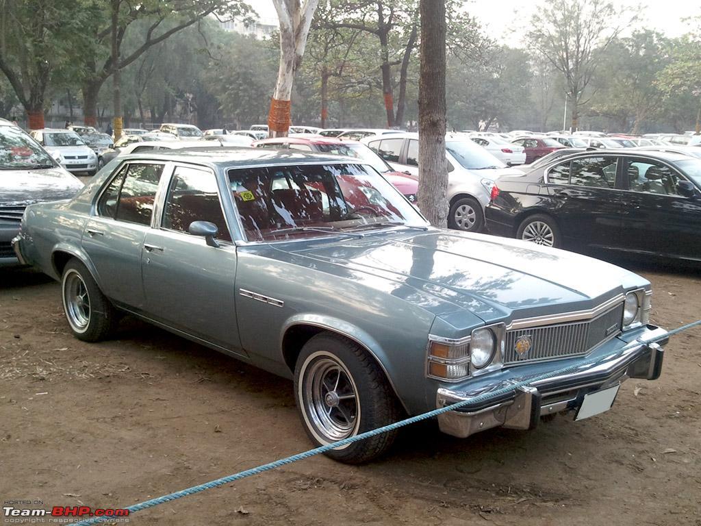 Team Bhp Pics Vintage Classic Cars In India
