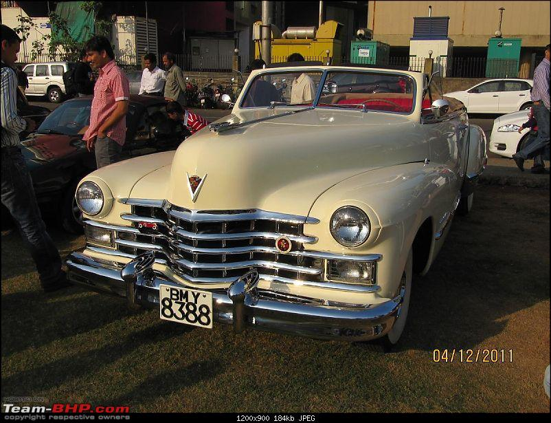 Carwale vintage and classic car drive 2011- Vashi - Khandala-caddy01.jpg