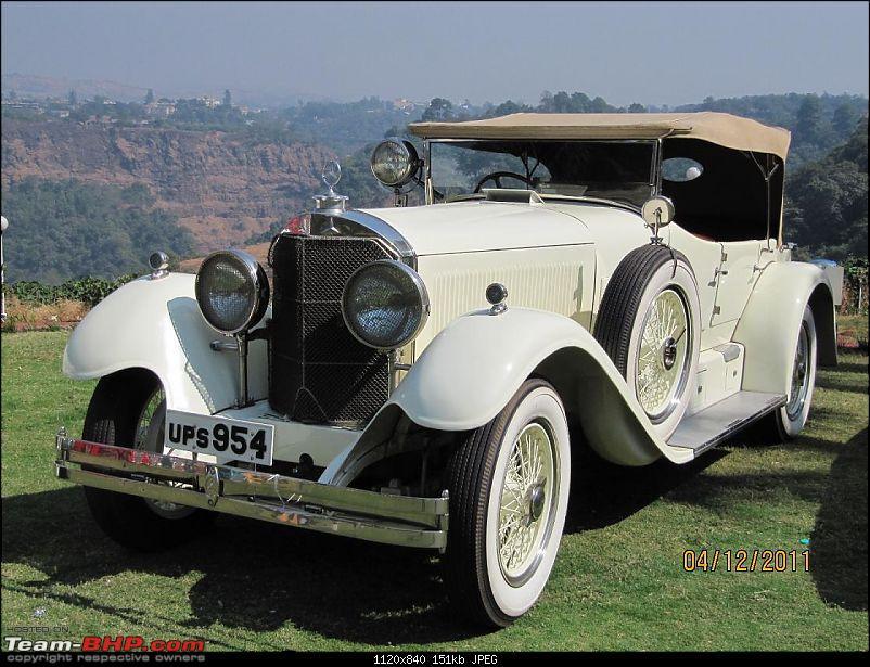 Carwale vintage and classic car drive 2011- Vashi - Khandala-merc01.jpg