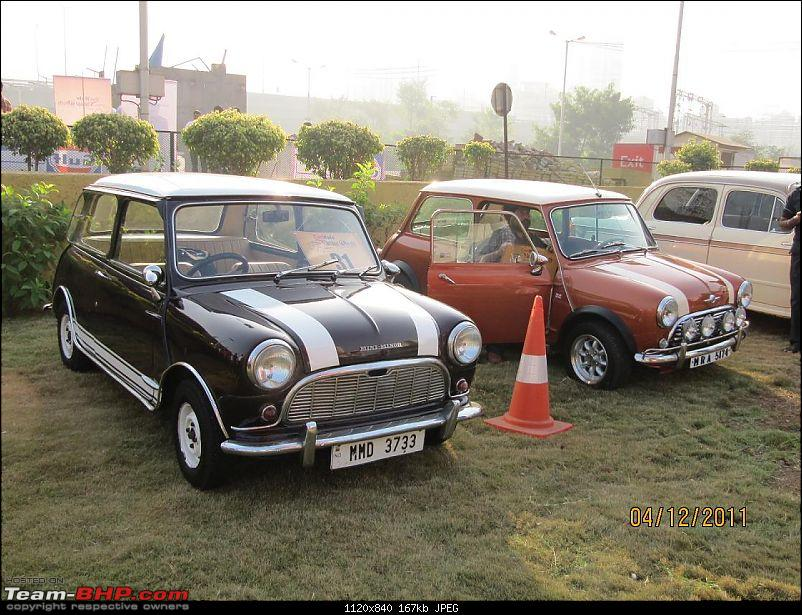Carwale vintage and classic car drive 2011- Vashi - Khandala-mini01.jpg