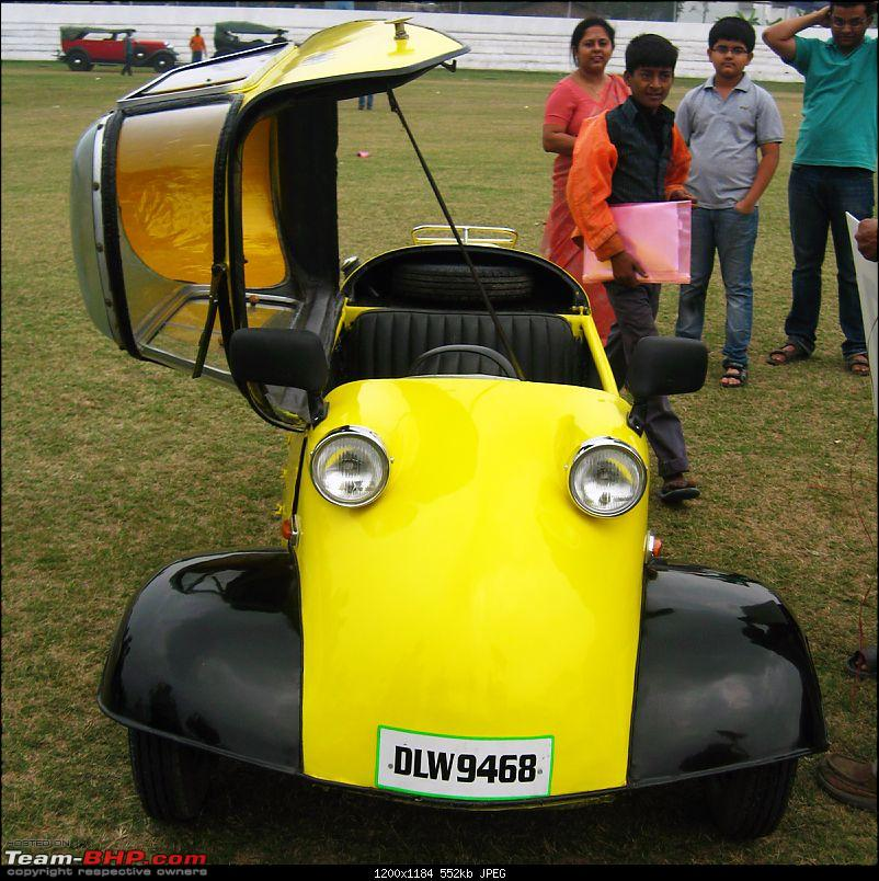 The 2012 Kolkata Statesman Vintage & Classic Car Rally-messerschmidt1.jpg