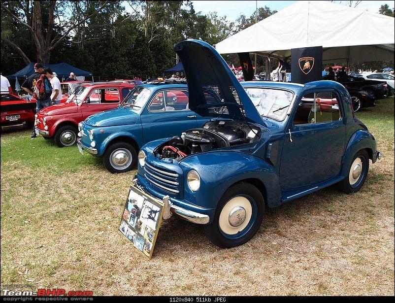 Pilots & his 1950 Mouse Restoration - Fiat Topolino Delivered-feb-2011-394.jpg