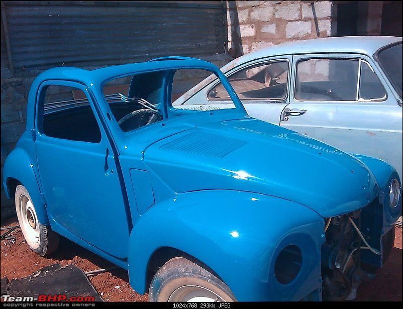 Pilots & his 1950 Mouse Restoration - Fiat Topolino Delivered-imag_0636.jpg