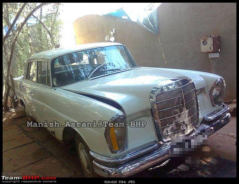 Vintage & Classic Mercedes Benz Cars in India-merc.jpg