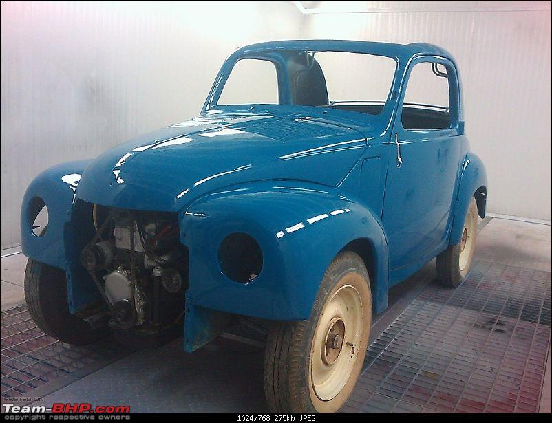 Pilots & his 1950 Mouse Restoration - Fiat Topolino Delivered-imag_1052.jpg