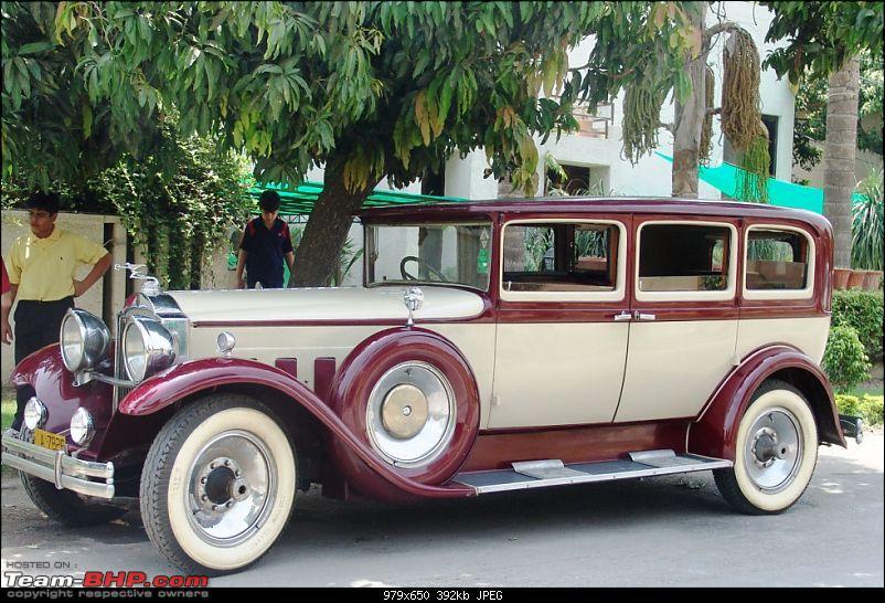 Packards in India-packard-begum-azra-bashir-june-09.jpg