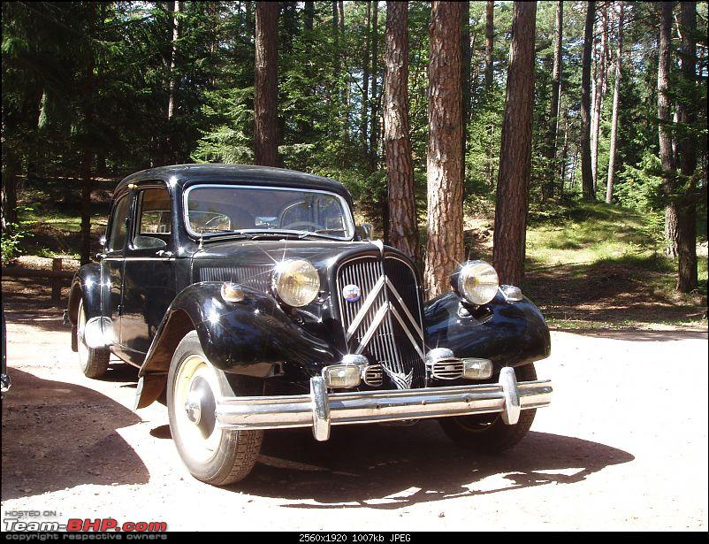 PICS: Citroen Traction Avant cars in India-traction-pap.jpg