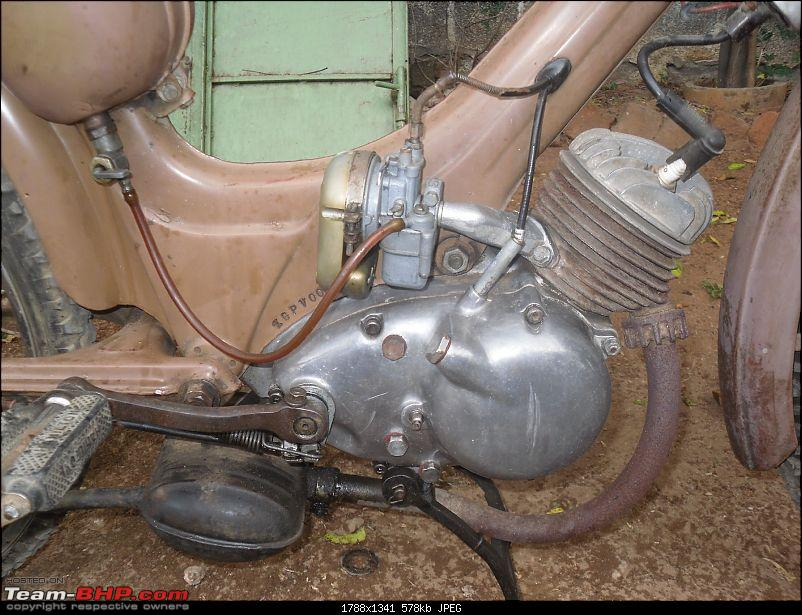 Un-identified Moped EDIT - Its an Innocenti Lambretta 48 Moped-sdc12177.jpg