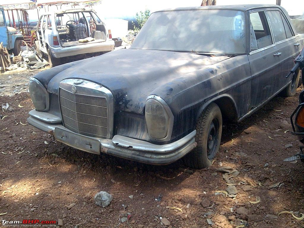 benz murilee sl photo mercedes yard by colorado junkyard in wrecking autoblog martin denver gem