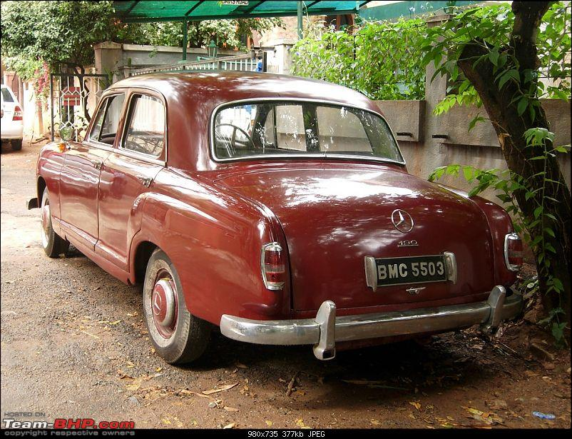 Vintage & Classic Mercedes Benz Cars in India-dscn2127.jpg