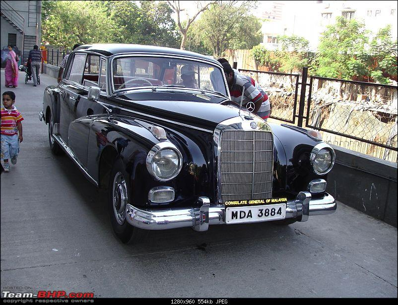 Vintage & Classic Mercedes Benz Cars in India-merc01.jpg