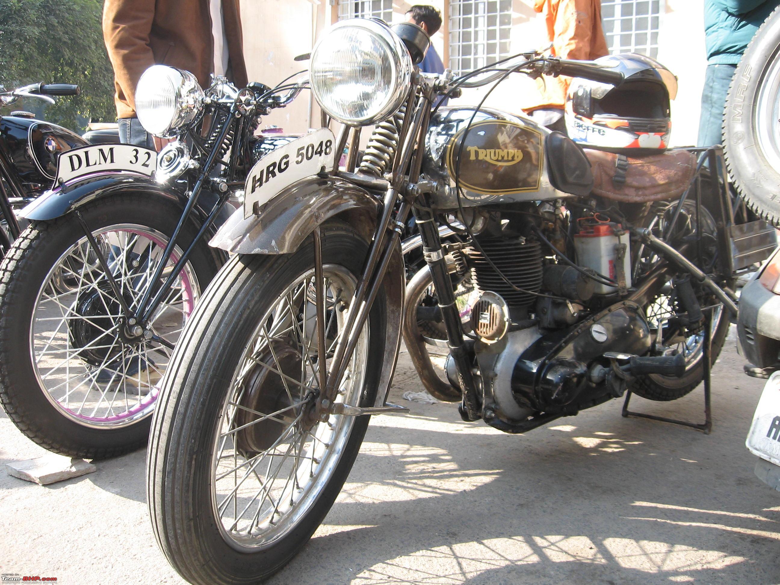 Triumph Bikes - Page 3 - Team-BHP