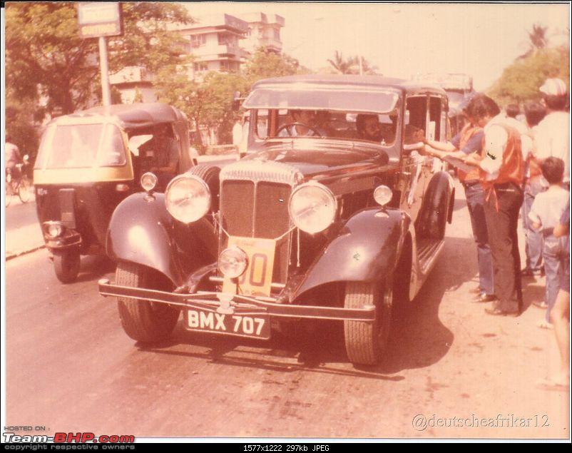 PICS : '88 VCCCI Rally & '85 IARC Vintage car & motorcycle Fiesta-1936-daimler-4.5-ltr-tarik-gore.jpg