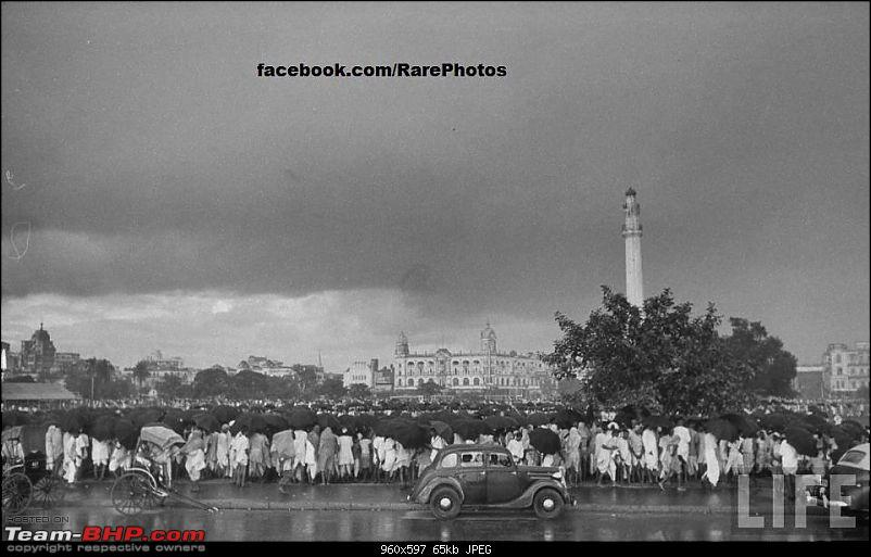 Images of Traffic Scenes From Yesteryears-calcutta.jpg