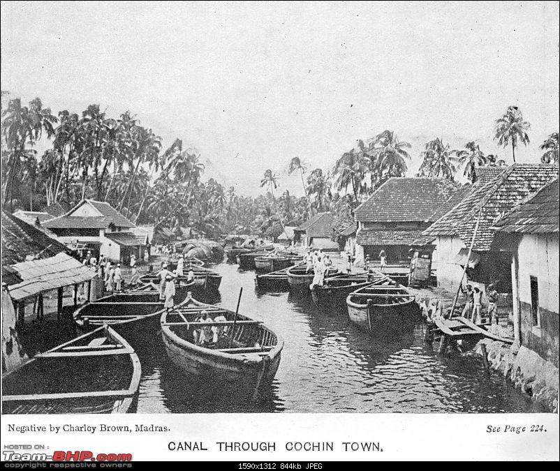 Images of Traffic Scenes From Yesteryears-59cochin_canal.jpg