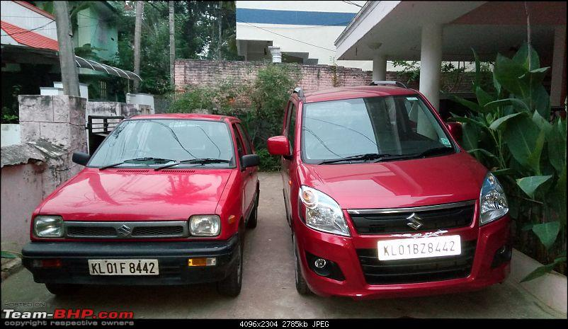 Confused - Whether to Keep my Old Love ( Maruti 800 ) or not??-img_20161201_175756.jpg